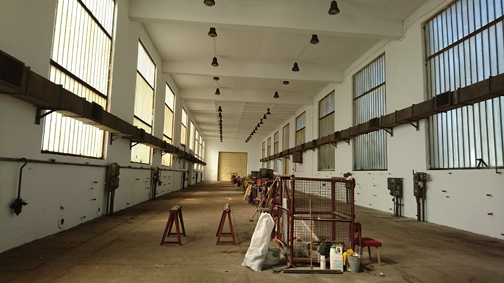 Eladó vagy bérbeadó részben, vagy teljes egészében ipartelep Lajosmizsén
